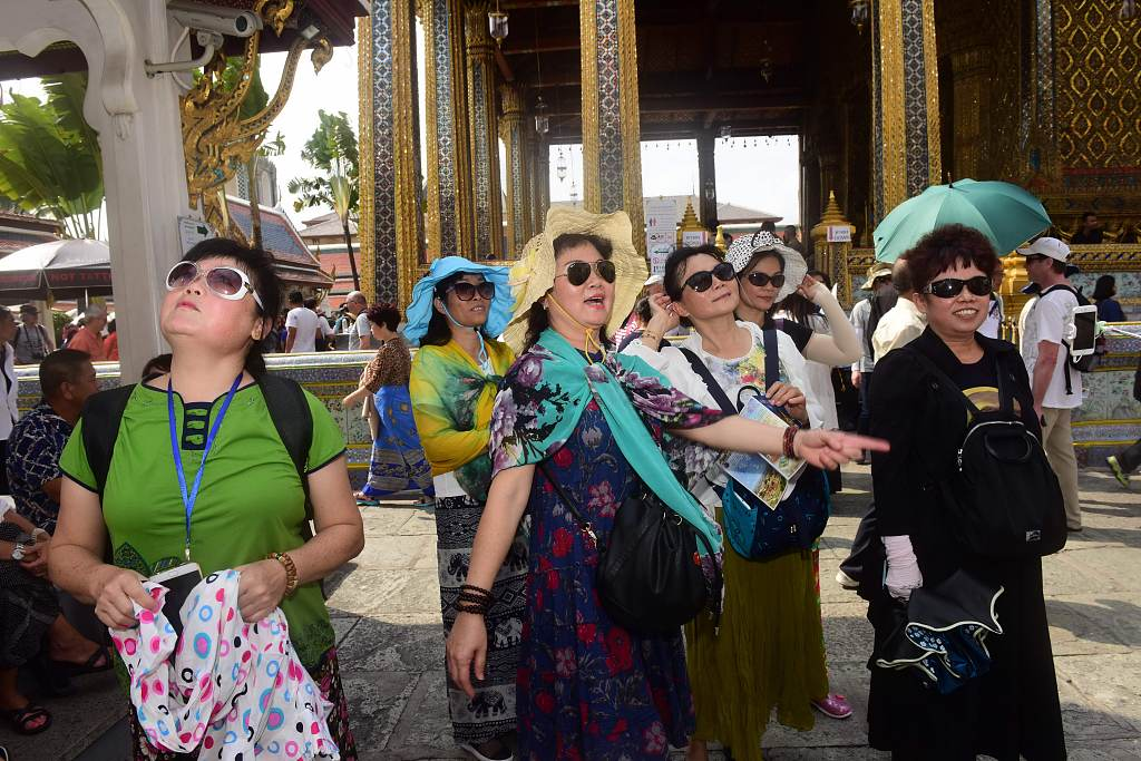 B&R destinations more popular among Chinese tourists