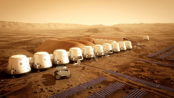 Mars immigration company Mars One goes bankrupt