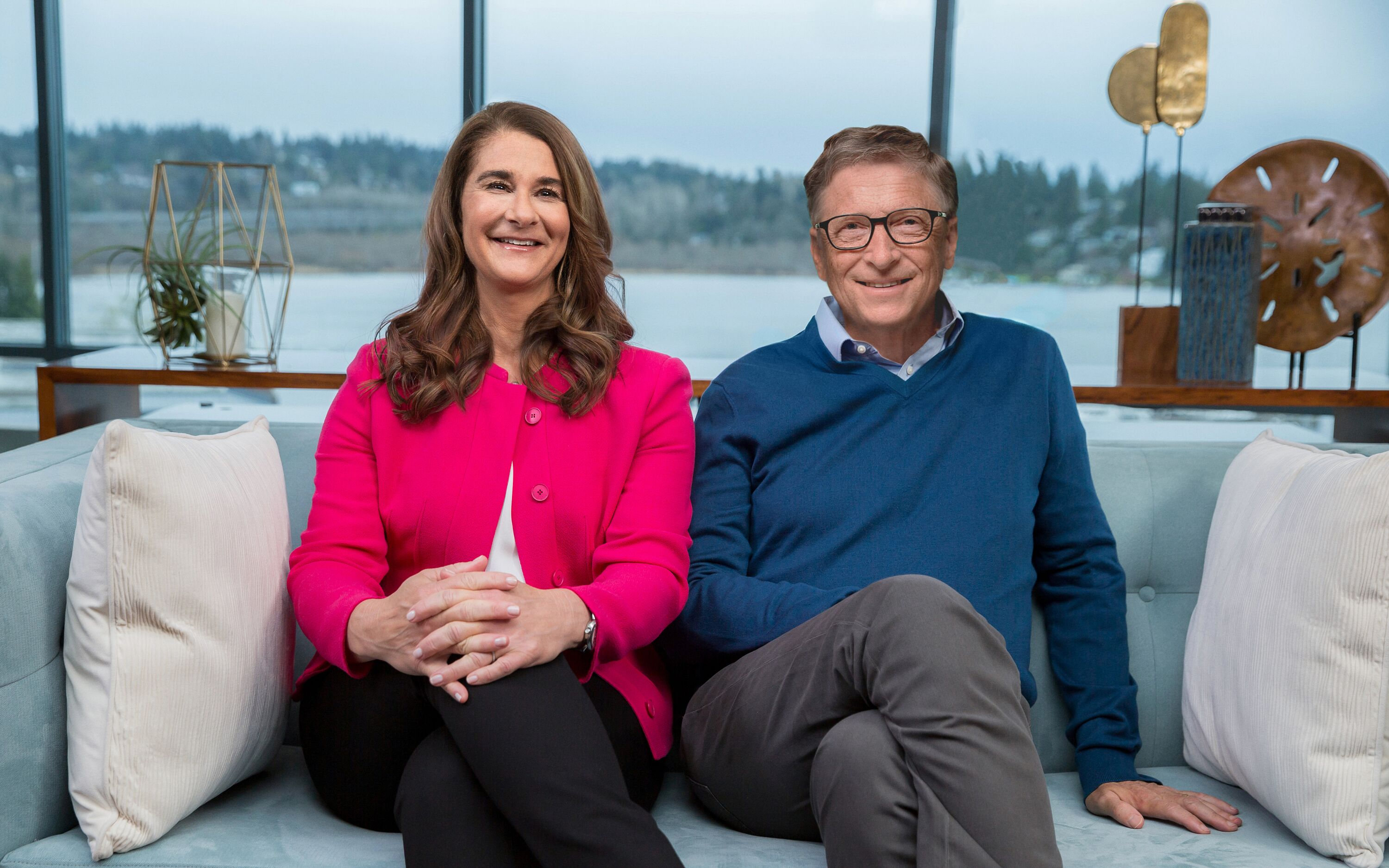 Bill and Melinda Gates share 2019 Annual Letter