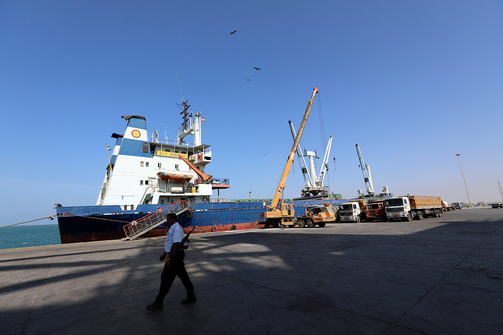 Saudi-led airstrike kills 8 fishermen off Yemen's Hodeidah