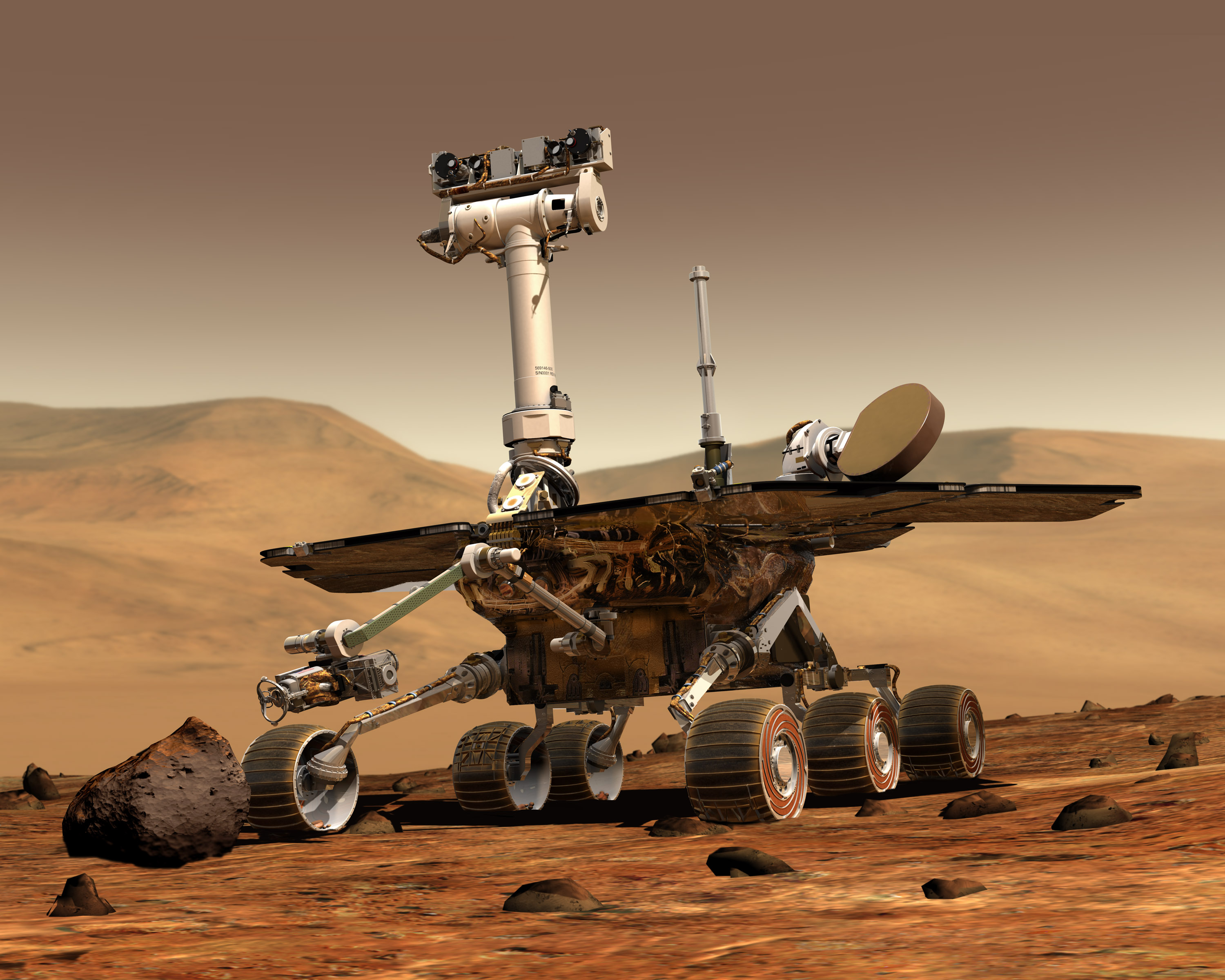 NASA makes last attempts to communicate with Opportunity rover on Mars