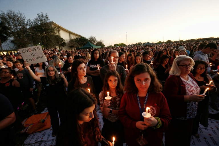 A year after US school massacre, gun control remains elusive