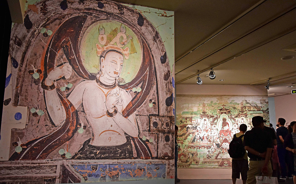 Dunhuang's ancient Tibetan manuscripts restored and digitalized