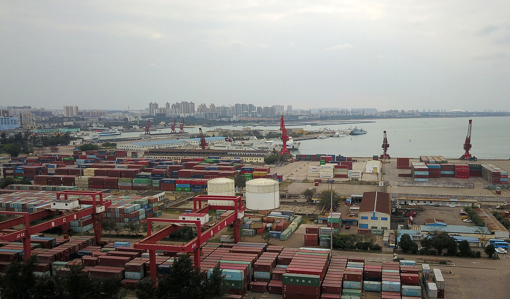 South China's Hainan launches measures to further expand imports