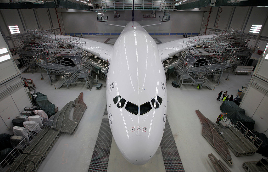 Airbus pulls plug on costly A380 superjumbo: statement