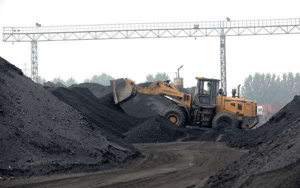 China's coal hub discovers huge coal reserves