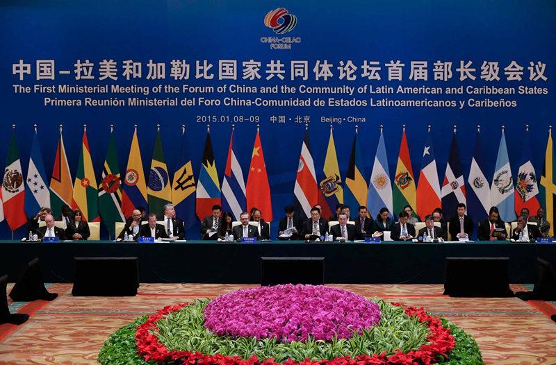 Beijing refutes US security head's 'predatory' China accusations