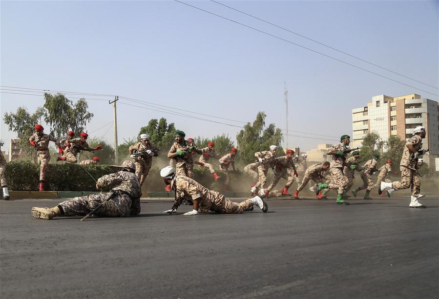 China condemns terrorist attack in Iran