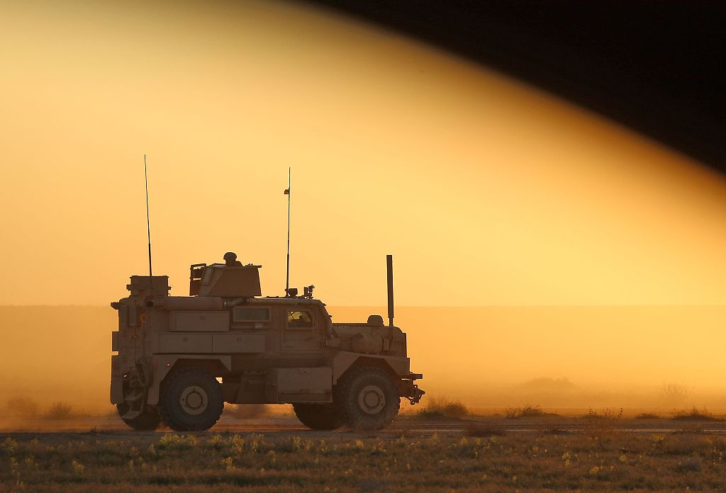 Syria jihadists trapped in last square kilometer