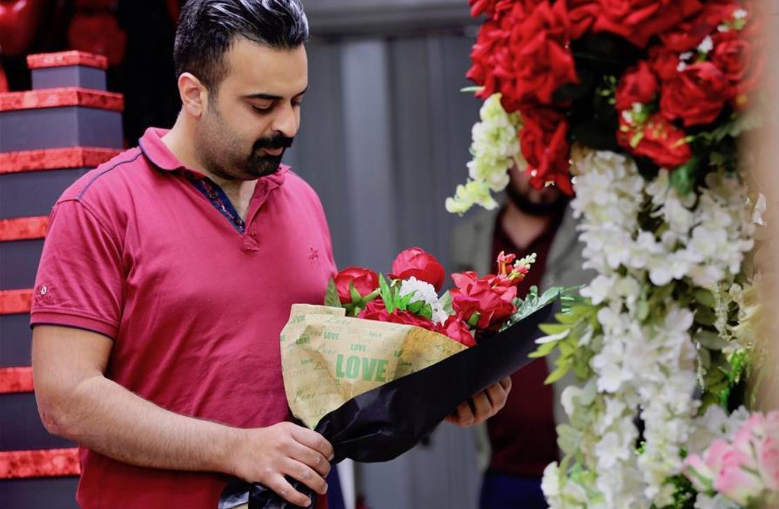 Valentine's Day celebrated around world
