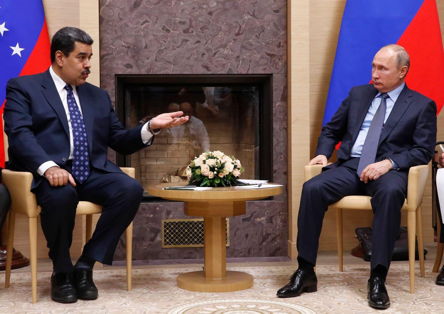 Russia says ready to mediate Venezuelan crisis