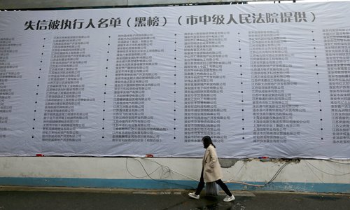 China punishes 12.77 million discredited entities as of 2018