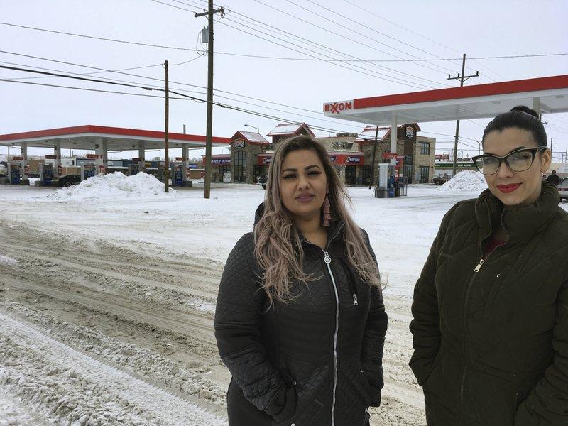 Montana women sue border patrol over racial profiling claims