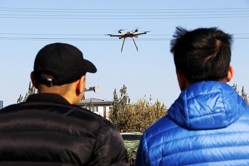 Civil aviation regulator introduces drone rules