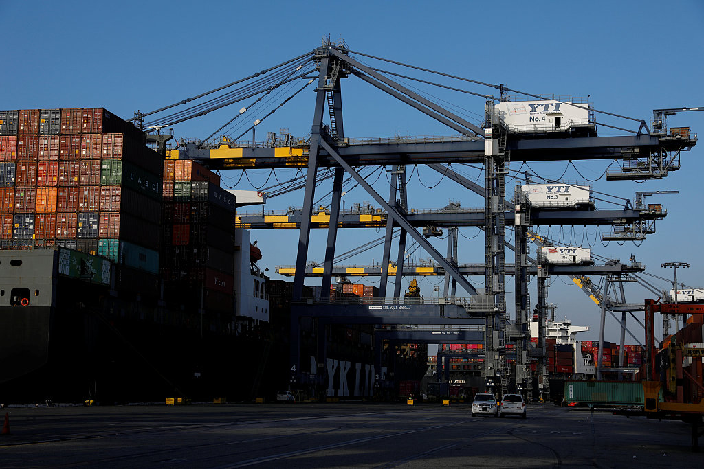 New data shows tariffs cost US businesses 2.7 bln USD in November