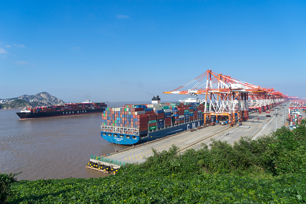 China's foreign trade with B&R countries rose to 770.8 billion yuan in January