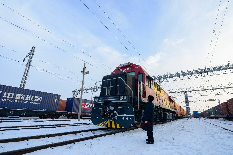 Xinjiang foreign trade with B&R countries rises in 2018