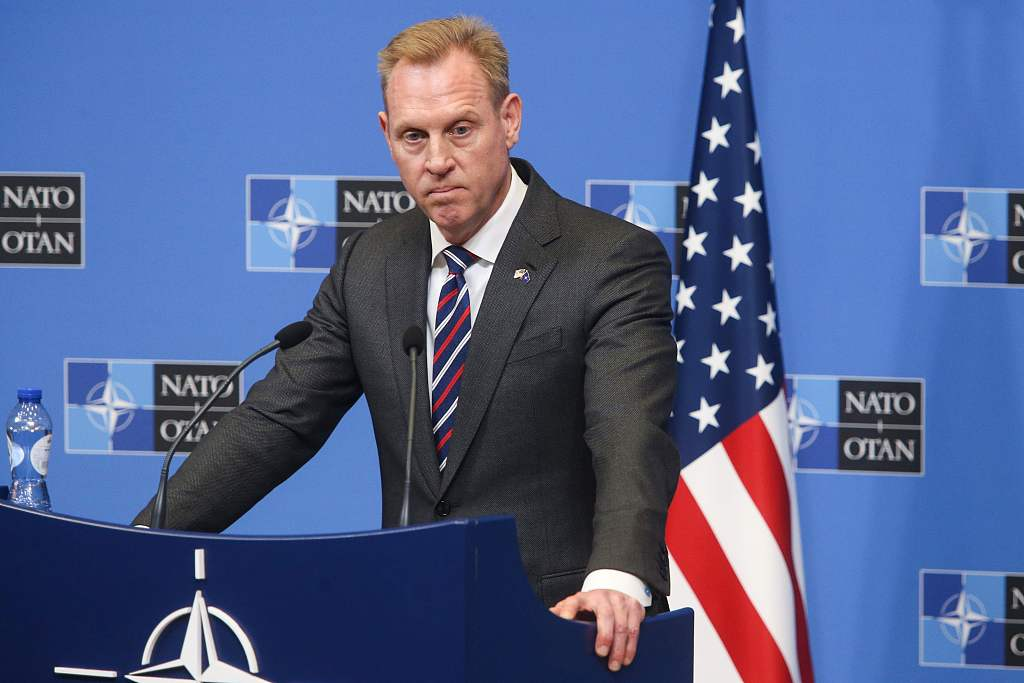 US keeps allies guessing on IS fight's future after pullout