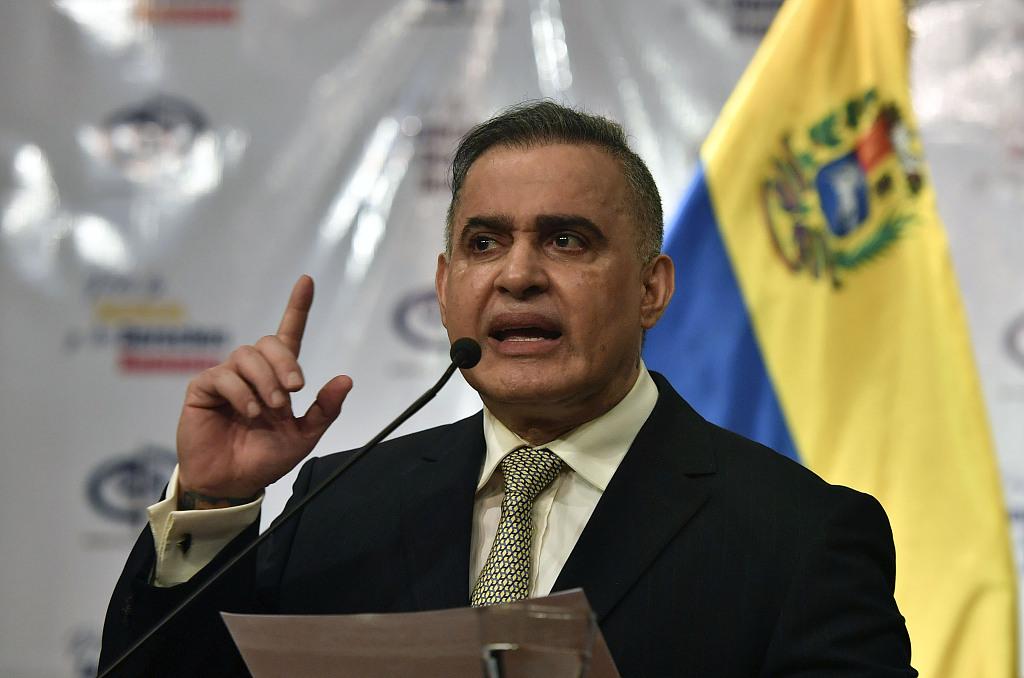 Venezuela's top prosecutor probes oil company board named by Guaido