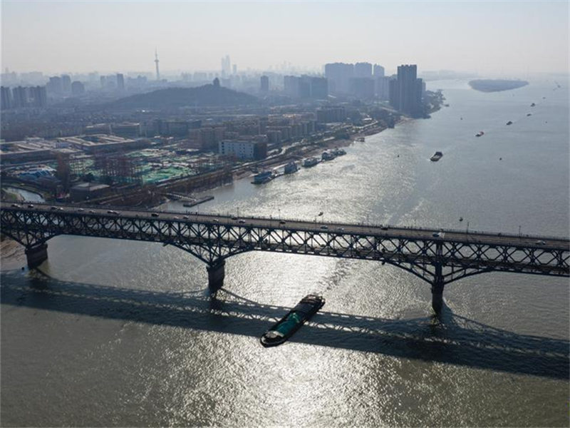 China launches special campaign to inspect on sewage outlets to Yangtze River