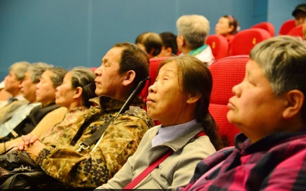 The 'cinema for the blind' that will never close