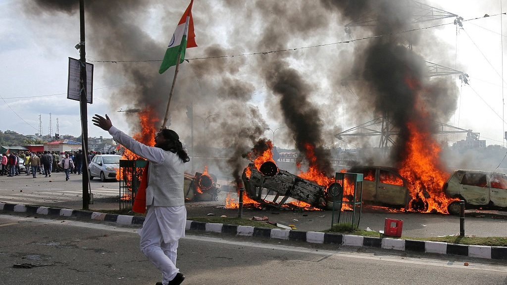 India threatens to isolate Pakistan after Kashmir attack