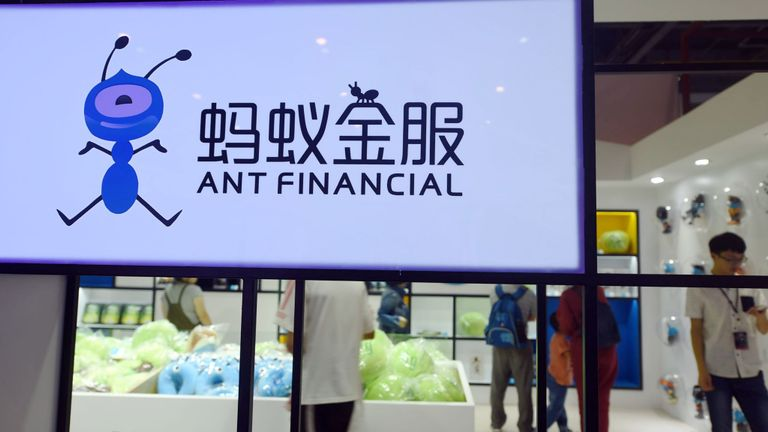 Ant Financial acquires UK payments firm