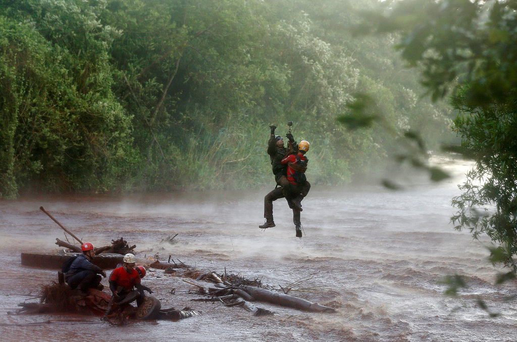Brazil arrests another 8 people linked to dam collapse