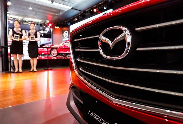 Mazda to recall 500 vehicles in China