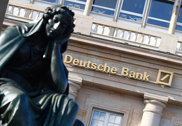 HNA cuts stake in Deutsche Bank to 6.3 percent: SEC filing