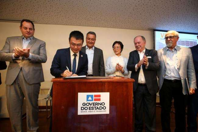 China's BYD to build world's first cross-sea sky rail in Brazil