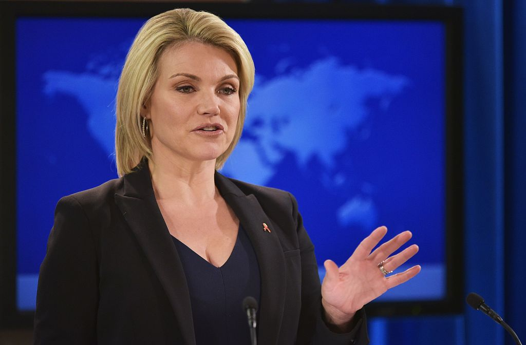 US State Department: Nauert out as pick for UN ambassador