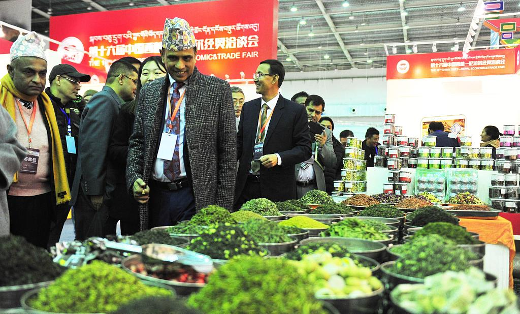 Tibet's foreign trade stable in 2018