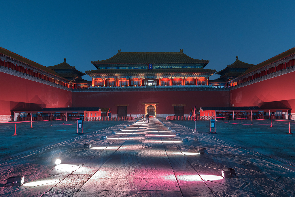 Forbidden City to open night tours for first time
