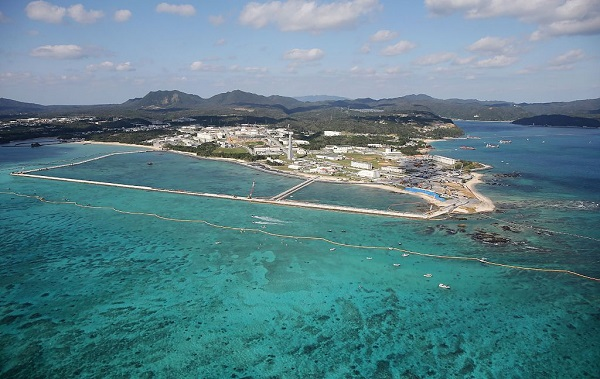 Over 67 pct of Okinawa residents set to vote against US base relocation plan: poll