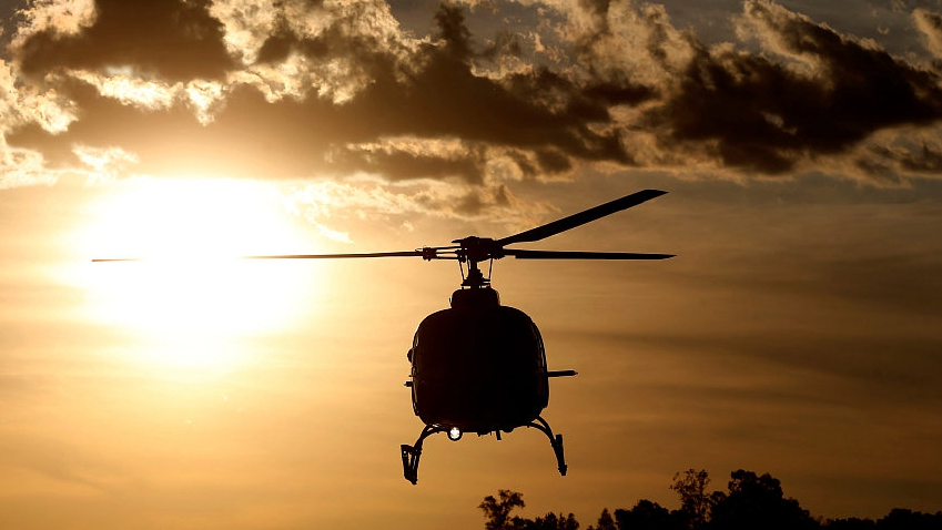 Helicopter evacuation for Canadians trapped in Haiti