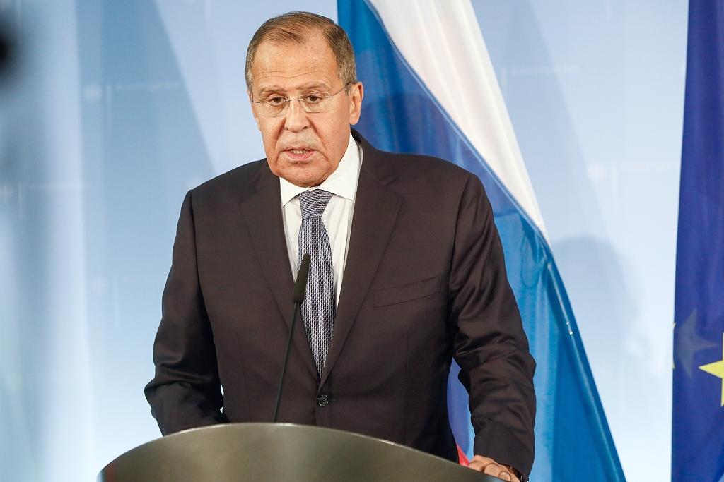 New US sanctions against Russia senseless: Russian FM