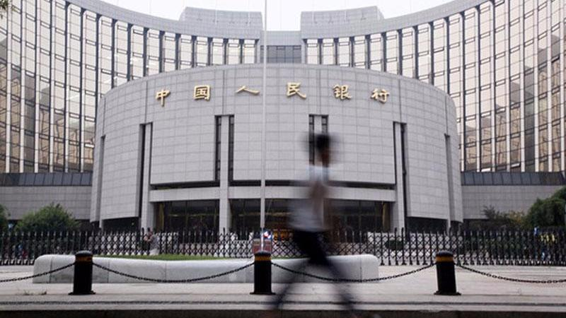 China's central bank continues to skip open market operations