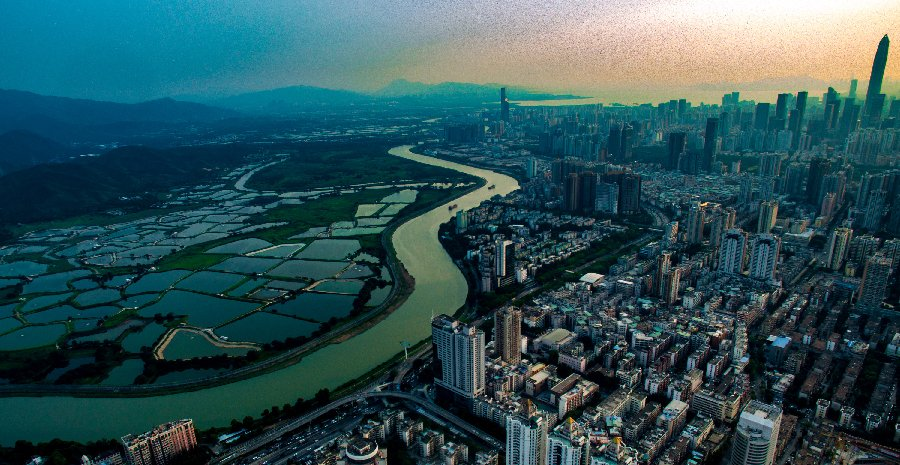 China to develop Greater Bay Area into int'l innovation, technology hub