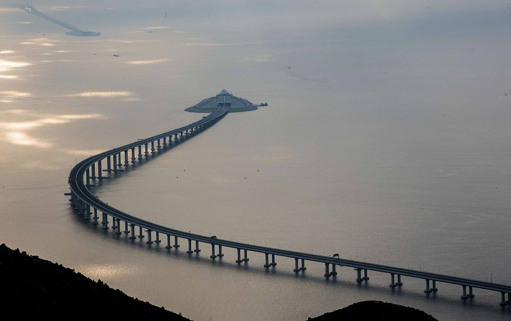 China releases grand plan for the Guangdong-Hong Kong-Macao Greater Bay Area