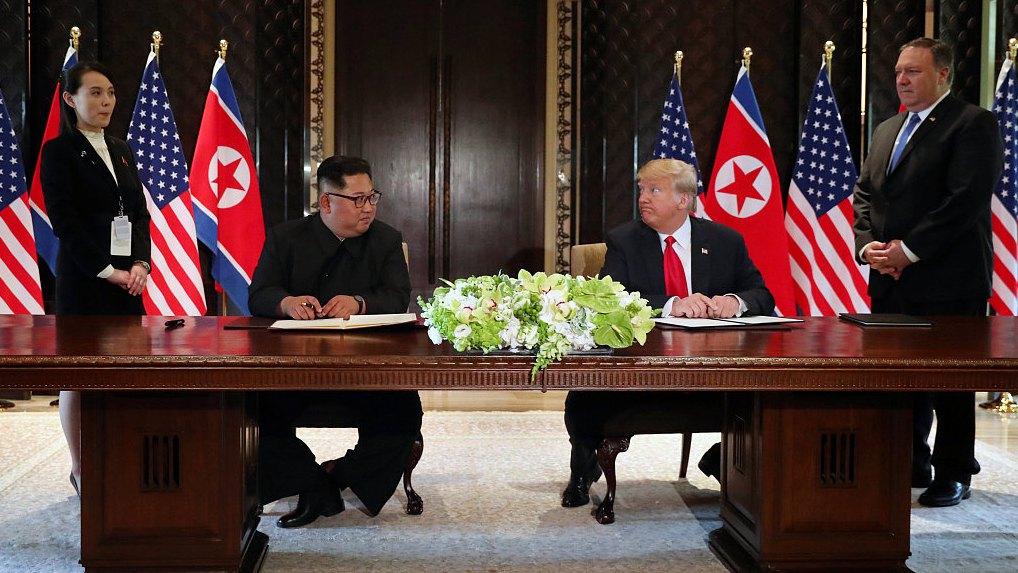 US blocks DPRK air traffic revival ahead of Trump-Kim summit