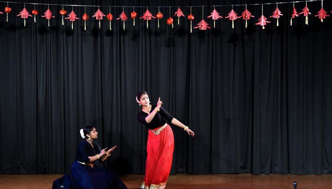 Chinese New Year celebrated at Delhi-based university