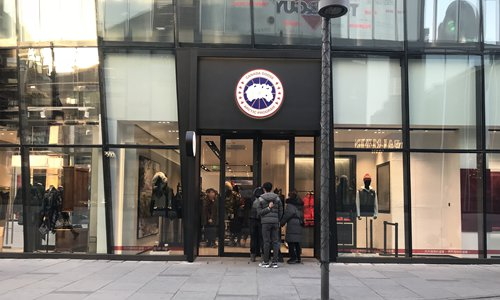 Not cooked Canada Goose expects expansion in China, yet Huawei case still a thorn
