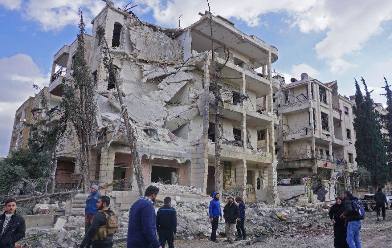 Twin bombing kills 24 in Syria's Idlib: monitor