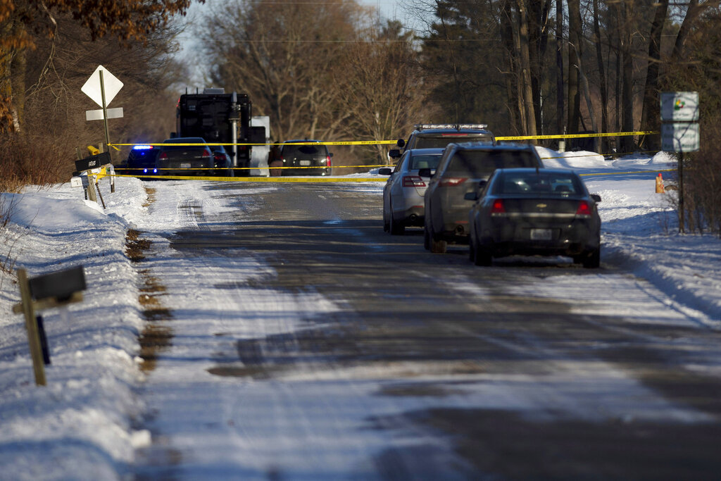 3 children among 4 found dead after west Michigan shooting