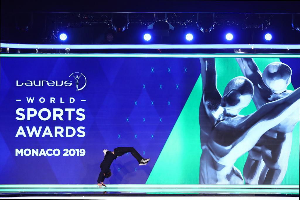 2019 Laureus World Sports Awards