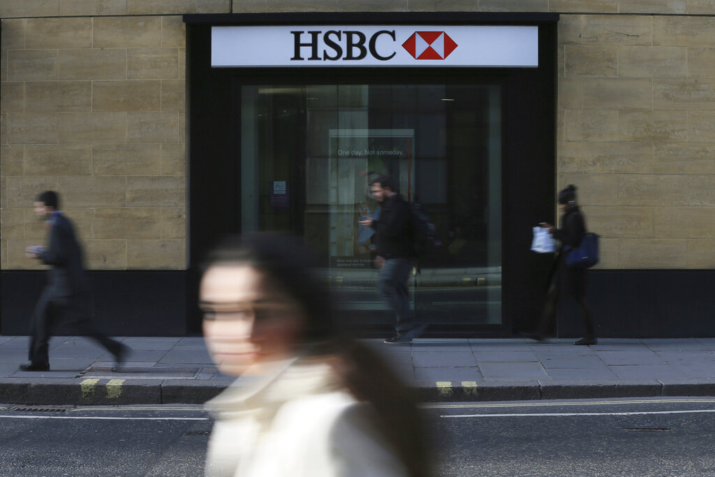 HSBC reports net profit at $12.6B in 2018
