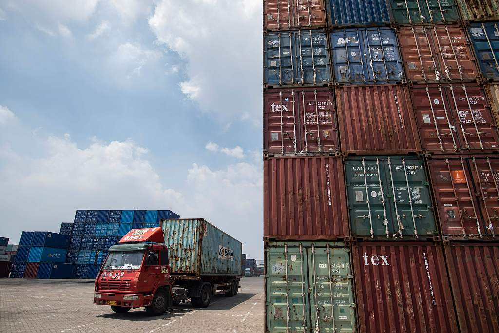 Cooperate to solve economic and trade disputes