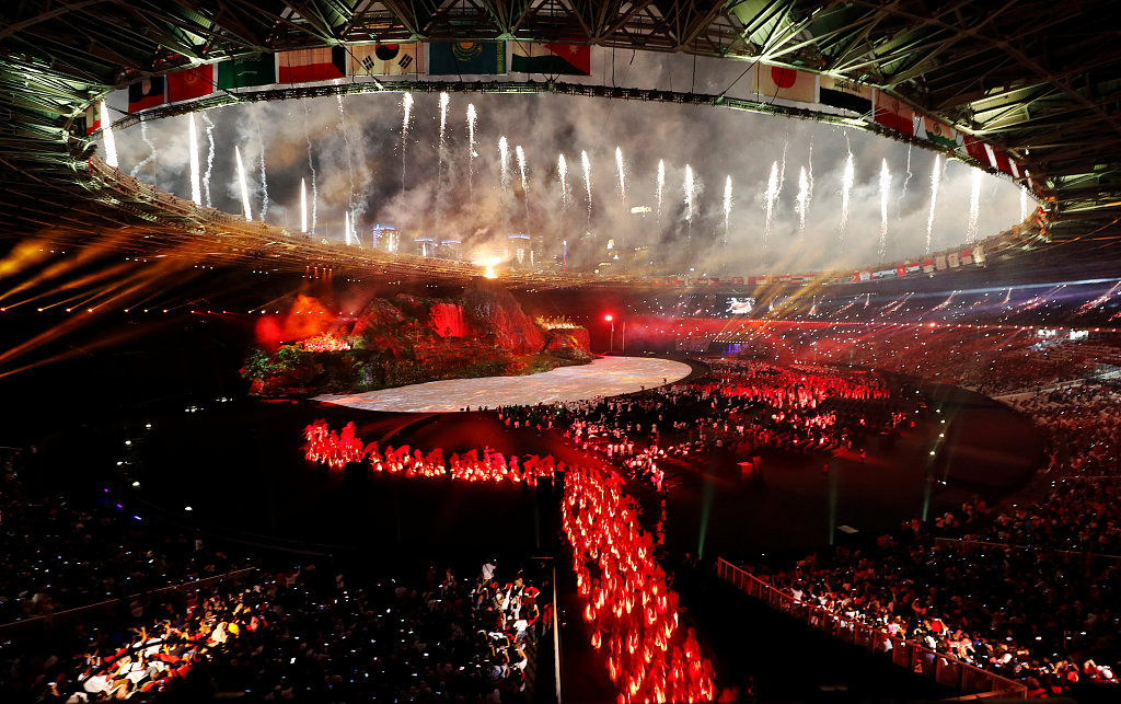 Indonesia makes 2032 Olympics bid official