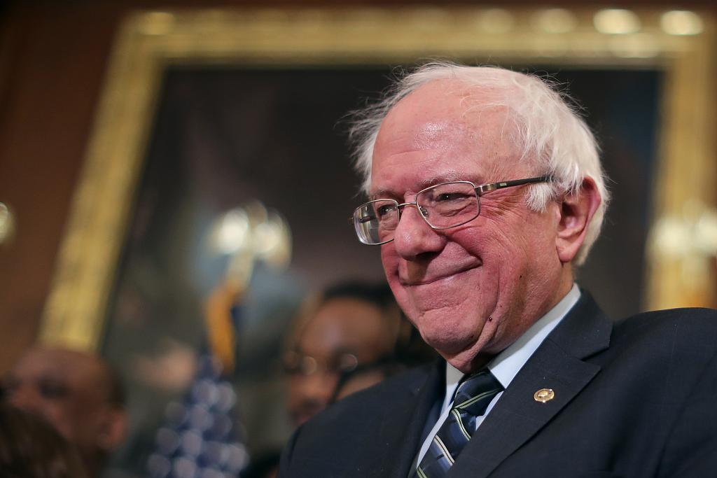 Sen. Bernie Sanders says he's running for US president in 2020